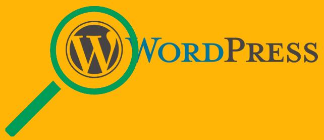 WordPress mit Suche